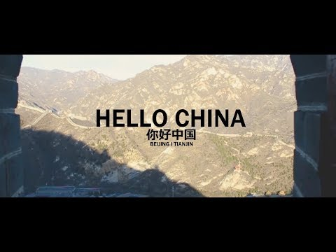 HELLO CHINA | A Cinematic Travel Video (Beijing, Tianjin)