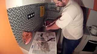 Рецепт приготовления запеченной рыбы в духовке (Пеленгас)