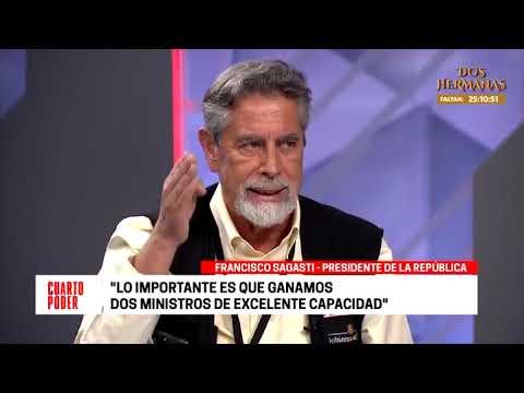 Presidente de Perú no quiere que ricos se vacunen
