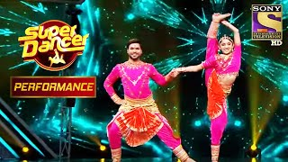 Anwesha And Anil's Classical Performance On