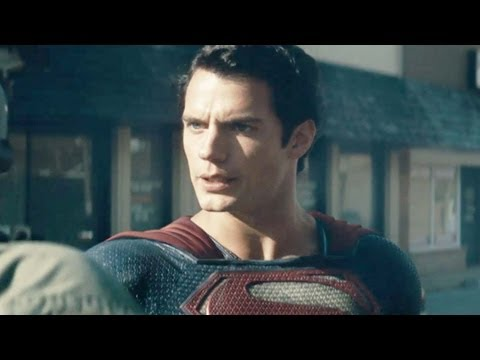 "Man of Steel ""Hero"" TV Spot Official - Henry Cavill, Michael Shannon"