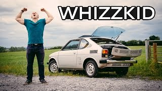 Suzuki Whizzkid Review: The Coolest RWD Unicorn You've Never Heard Of(CLICK HERE TO DOWNLOAD THE CAR THROTTLE MOBILE APP! http://bit.ly/CTAPPDOWNLOAD The Suzuki Whizzkid is exactly like a Porsche 911 GT3 RS, ..., 2015-09-09T17:39:38.000Z)