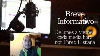 Breve Informativo - Noticias Forex del 11 de Enero 2017