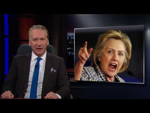 Bill Maher Thinks Voters Don't Want America's Grandma, They Want Notorious HRC