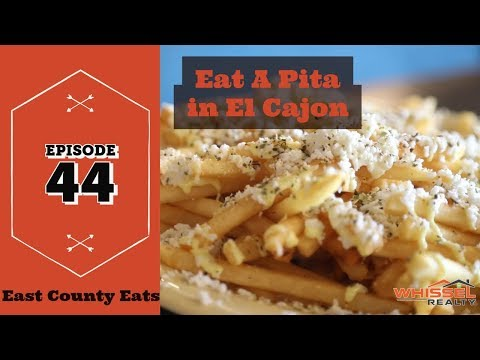 East County Eats Episode 44 - Eat A Pita in El Cajon