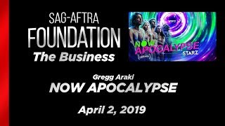 The Business: Q&A with Gregg Araki of NOW APOCALYPSE
