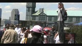 New York City Open Air Preaching Battery Park pt 1
