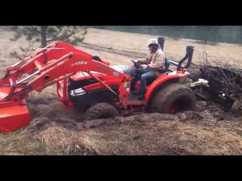 8 Tips to Get Your Tractor Unstuck This Spring | Grand View
