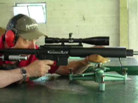 20 Practical AR Varmint Rifle