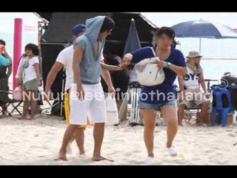 [FanMade]2009-2011 Leeminho in Thailand