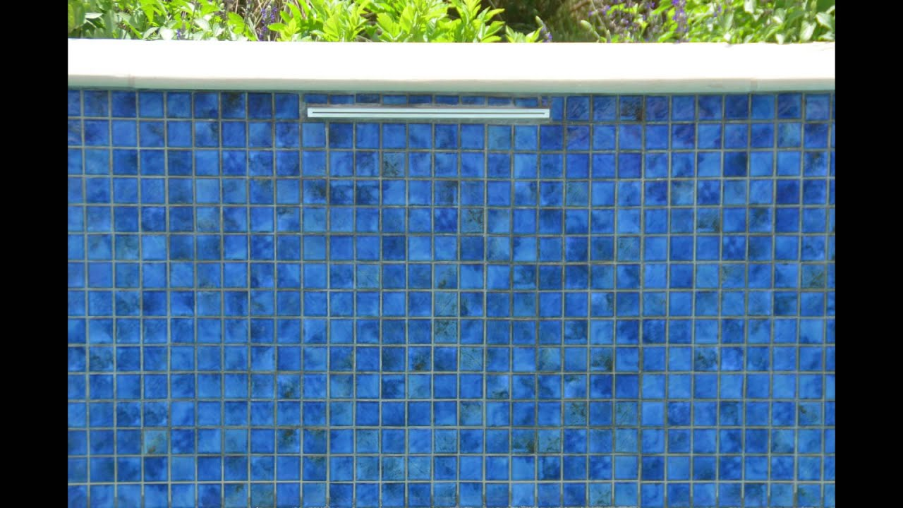 Watermark pros ceramic pool tile cleaning and restoration youtube watermark pros ceramic pool tile cleaning and restoration doublecrazyfo Image collections