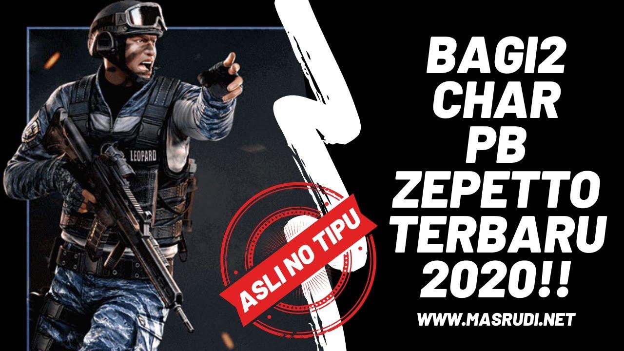 Bagi Bagi Akun Id Baru Daftar Char Pb Zepetto Asli No Tipu Terbaru 2020 Youtube