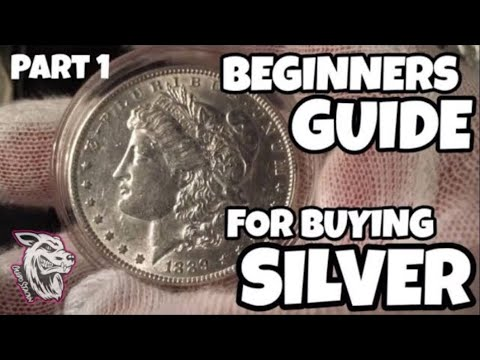 BEST SILVER STACKING GUIDE FOR BEGINNERS - THIS VIDEO WILL SAVE YOU MONEY! PART 1