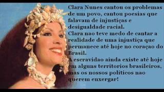 Clara Nunes Jogo de Angola
