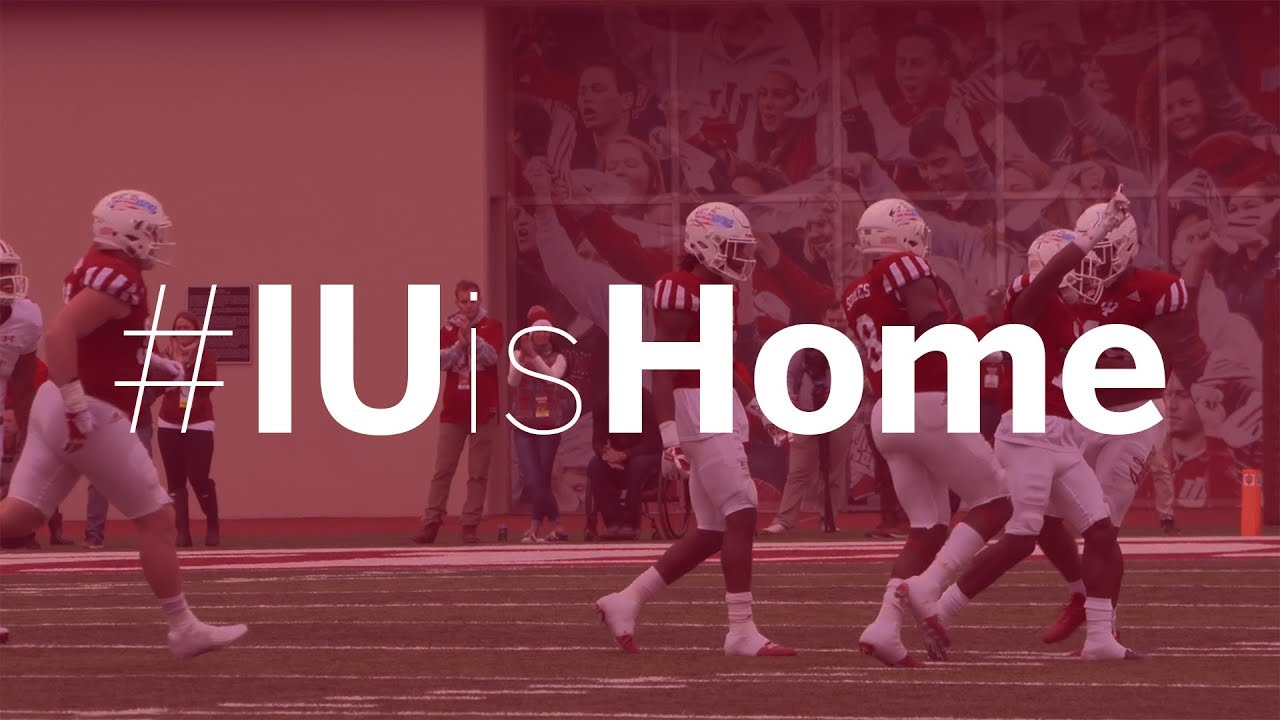 #IUisHome: Indiana University Football