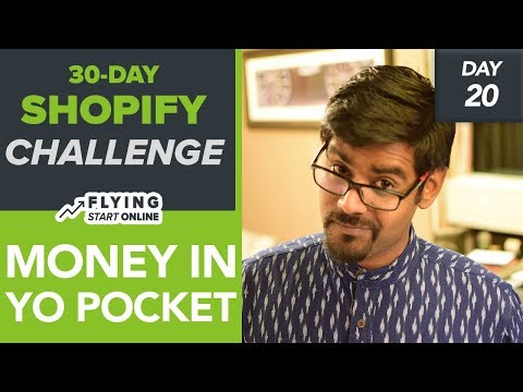 ATTENTION SHOPIFY STORE OWNERS - IT'S ALL ABOUT THE PRICE BABY! - (Day 20/30) #Bizathon3