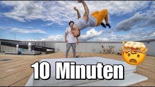 Rückwärtssalto in 10 Minuten lernen Tutorial