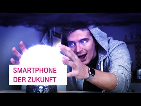 Social Media Post: Smartphone der Zukunft - Netzgeschichten