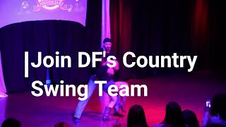 Country Swing Dance Team in Salt Lake City Utah!