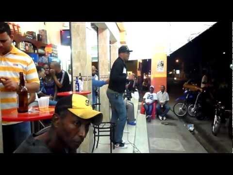 San Pedro de Macoris, Colmado Reyes , Karaoke 4