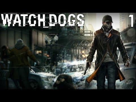 Watch Dogs - Part 1 - HACKER HEAVEN!