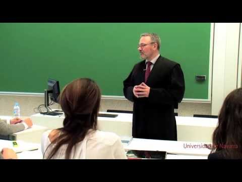 The Life of the Law: Common Law Legal History. MOOC Universidad de Navarra