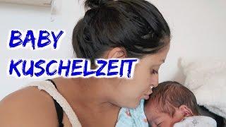 Baby Carlos Kuschelzeit - Familienvlog - Vlog#769 Rosislife