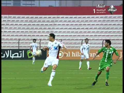 AlJazira 1 - 0 Emirates Club - Ricardo Oliveira