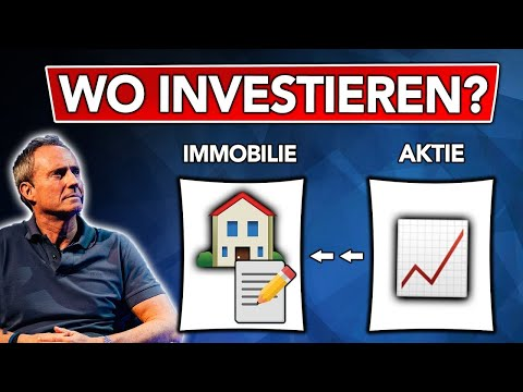 Werde ein SUPER Investor |  Immobilien oder Aktien!? | Gibt es SICHERE Anlagen?