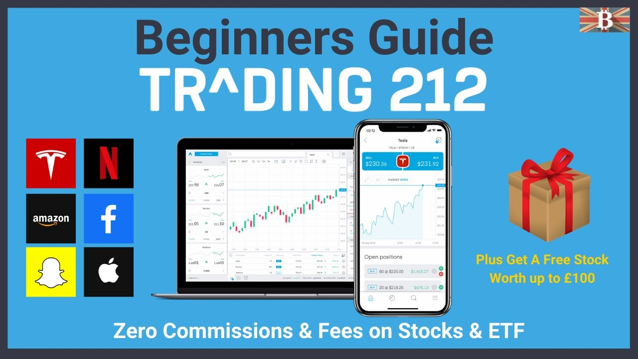 Trading 212 Test