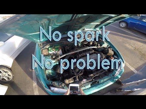 1992 – 1995 Honda Civic has no spark??? DIY FIX