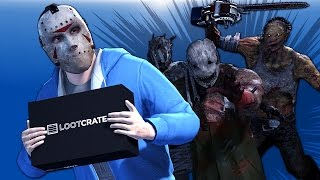 Delirious Animated - LOOTCRATE DELIVERY! (With DBDL Monsters!) SFM By Callegos! thumbnail