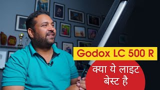 🆕Godox Lc500r Rgb Led Light Stick    Best Light For Video    Godox Lc500   The Most Versatile Light