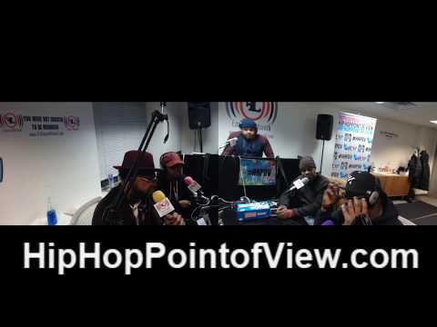HipHop Point Of View talks books & finance with AshCash Part (2)