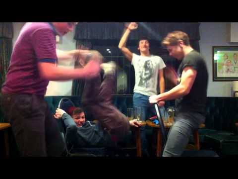 HARLEM SHAKE - Winscombe cricket club