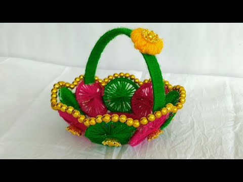 Cheap DIY Home Decor Idea Out Of Waste Bangles | Best Reuse Idea of Bangles