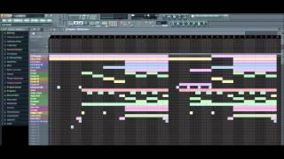 Trap Type Beat #8 Fl Studio FLP (Instrumental)