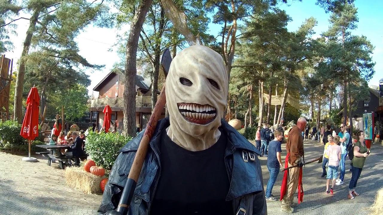 Bobbejaanland Halloween.Bobbejaanland Halloween 10 2018