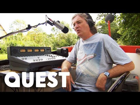 How To Create Pirate Radio!  | James May's Man Lab