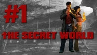 видео Игра   Secret World, The