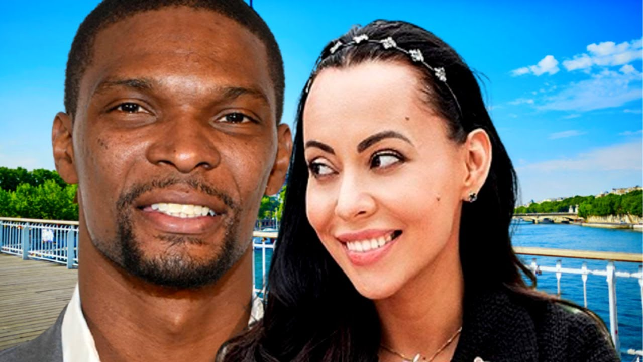2 women NBA Star Chris Bosh has hooked up with