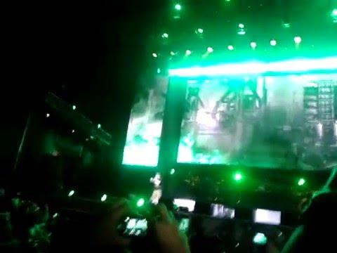 Eminem Lollapalooza Argentina 2016 like toy soldiers
