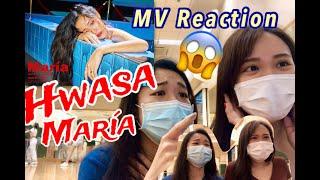 [Reaction] Hwasa - Maria MV Reaction x Daily Practice by PIXEL HK(픽셀)