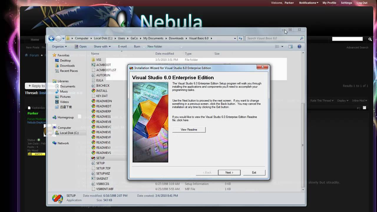Visual Basic 6 0 Download And Installation