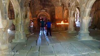 Армения, монастырь Санаин