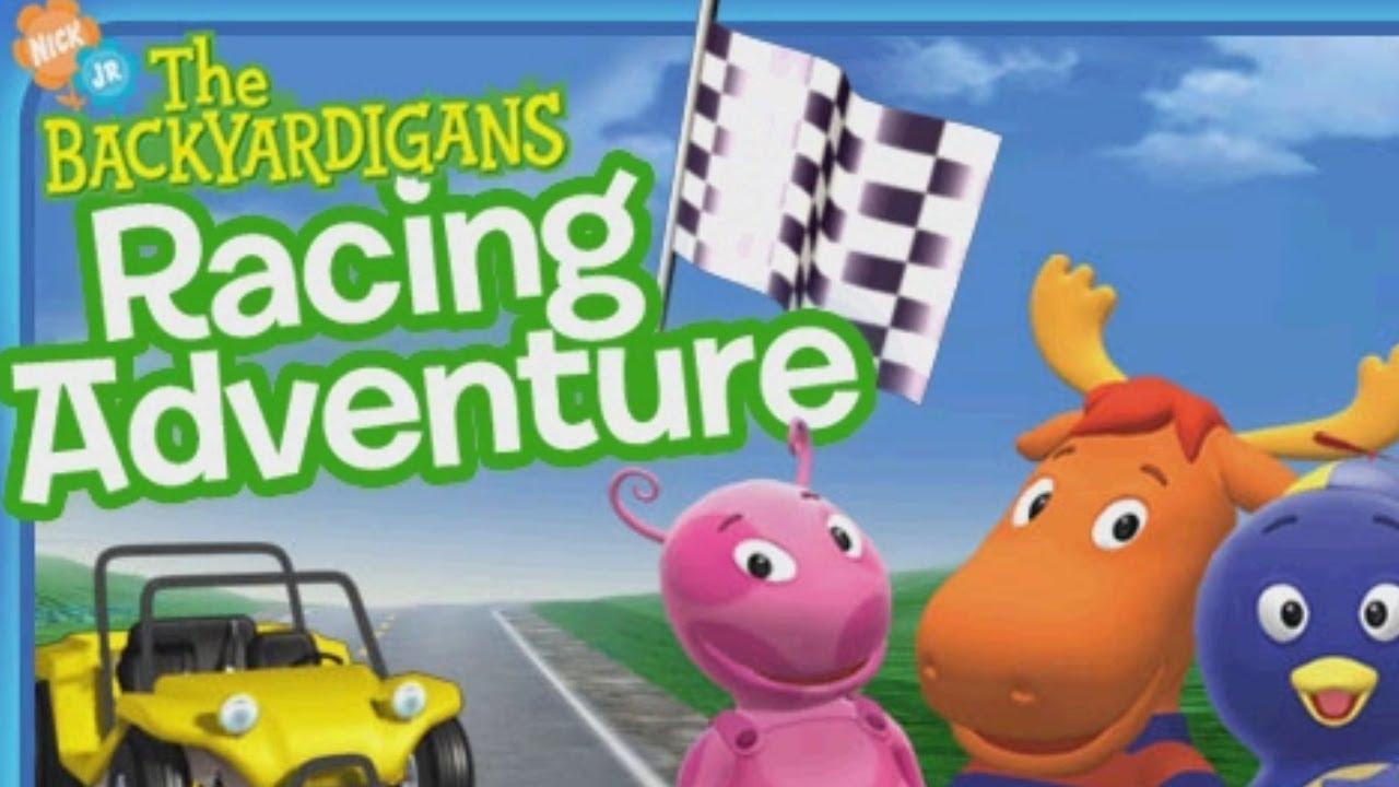 The Backyardigans Racing Adventure Full Game Episode 1
