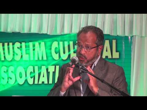 """""""OUR FAMILY"""" - Talk by T Arif Ali at MMCWA's AGM Event in London - April 2017"""