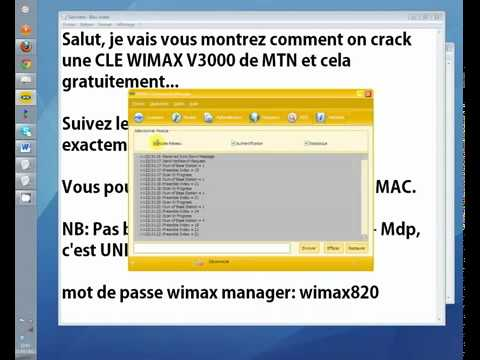 mtn wimax cracker