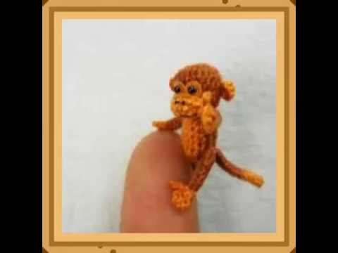 Вязание крючком амигуруми животные