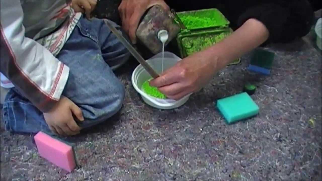 farben selbst herstellen pigmente